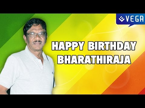 Happy Birthday Bharathiraja || Birthday Special