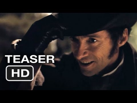 Les Misérables Official Teaser (2012) Anne Hathaway, Hugh Jackman Movie HD