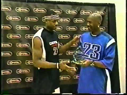 LeBron James Talks About Michael Jordan With Oprah Winfrey