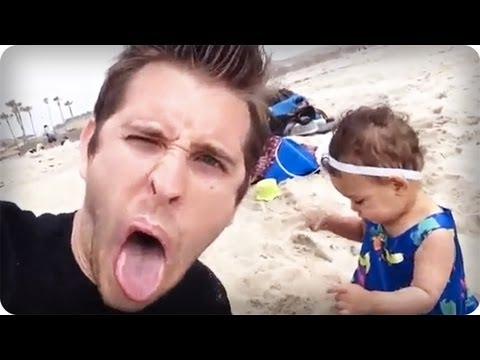 Sand Fight on the Beach!!!