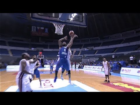 Pringle scoops it up | FIBA World Cup 2019 Asian Qualifiers