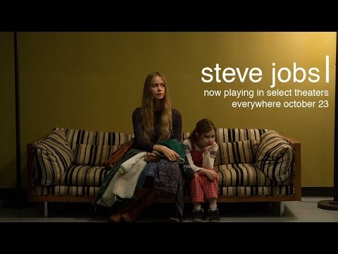 Steve Jobs - Now Playing In Select Theaters, Everywhere October 23 (TV SPOT 44)  (HD)