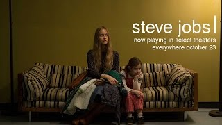 Steve Jobs - Now Playing In Select Theaters, Everywhere October 23 (TV SPOT 44) (HD) - Продолжительность: 31 секунда