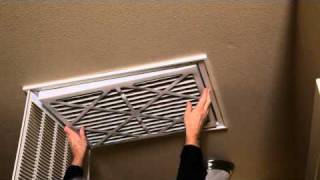 Replacing your Furnace Filters - Quadrant Homes How-to Tip