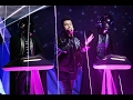 2017 Grammy awards The Weeknd ft. Daft punk - I feel it coming