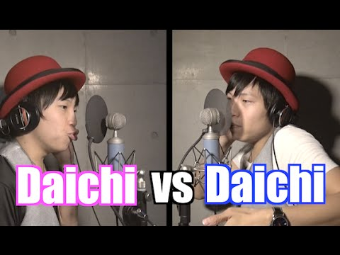 Daichi Vs Daichi Beatbox Battle!! video