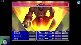 Final Fantasy VII PS4 2