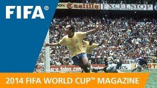 Brazil in 1970: Football