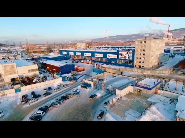 Визитная карточка Уральского Завода Спецтехники 2017