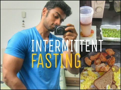 Intermittent Fasting Full Day of Eating | IIFYM IN INDIA