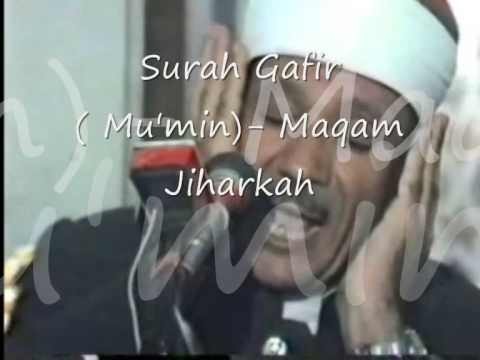 Beautiful ! Maqamat Qari Abdul Basit Abdus Samad (r.a) Quran Tonen Melody video
