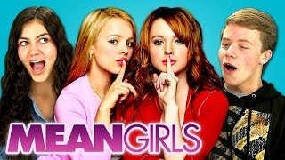 S REACT TO MEAN GIRLS (10th Anniversary)