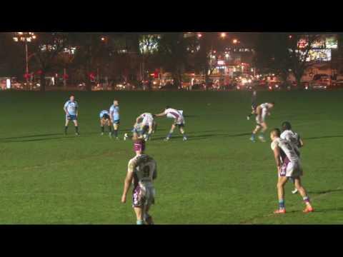 2016 Crimsafe Australian Police Rugby League Tri-Series - NSWPRL v QPSRL - 27 June 2017 - 2nd half