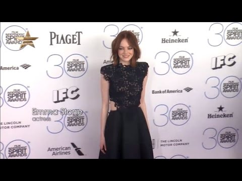 30TH FILM INDEPENDENT SPIRIT AWARDS | Red Carpet Highlights | Fashion One