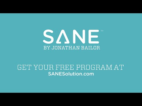 Jonathan Bailor with Tana Amen - The Omni Diet