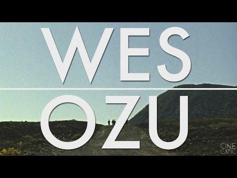 Wes Anderson & Yasujiro Ozu: A Visual Essay