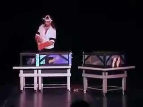 Trash un magicien tue sa femme youtube - Explication tour de magie femme coupee en deux ...