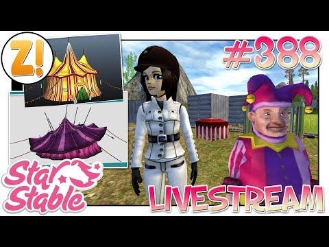 Star Stable [SSO]: Der Zirkus wird ROSA!!! #388 | Let's Play [DEUTSCH]