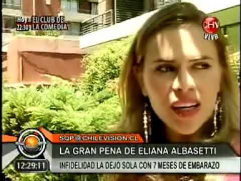 Infidelidad de Federico Koch deja a Eliana Albasetti sola con 7 meses de embarazo