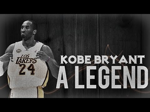 Kobe Bryant a Legend The Best Nba Movie Hd video