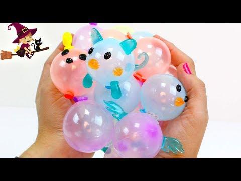 Globos de Aire Oonies 🐸 Creamos Adorables Animalitos