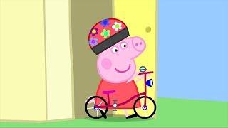 Peppa Pig Nederlands Compilatie Nieuwe Afleveringen | Opa's Kleine Trein | Tekenfilm | Peppa de Big