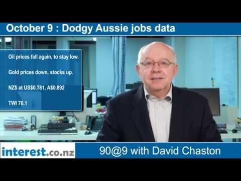 90 seconds @ 9am: Dodgy Aussie jobs data