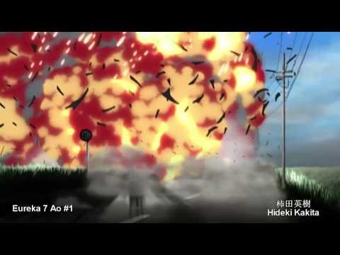 Explosion Effects Sakuga 1 video