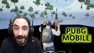 HARİTANIN ALTINA DÜŞTÜM - PUBG Mobile