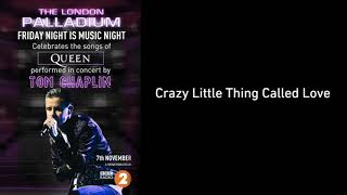 Tom Chaplin - Crazy Little Thing Called Love