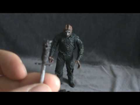 Toy Spot - Mezco Cinema of Fear Series 3 Jason goes to Hell Jason Voorhees