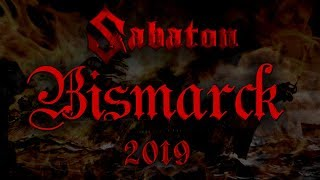 Sabaton - Bismarck (Lyrics English & Deutsch)