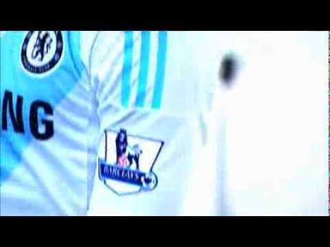 Présentation du maillot extérieur de Chelsea FC 2012-2013