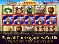Zeus Video Slot - WMS online Casino games