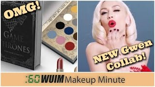 Makeup Minute | GAME OF THRONES MAKEUP? + NEW GWEN STEFANI COLLAB! OMG! | What