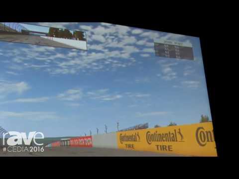 CEDIA 2016: Draper Showcases TecVision Projection Screen Material