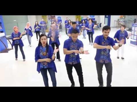 BCA KCU Bekasi Maumere Dance 2017