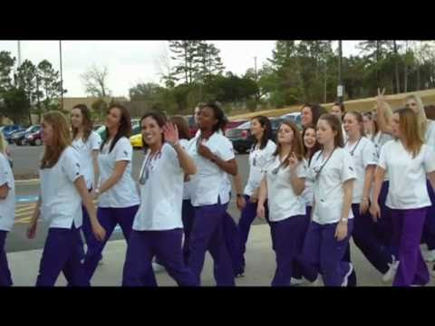 SFA Nurses Got Swag: Can't Touch This!