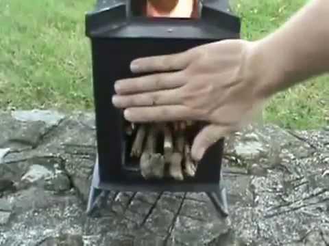 Grover Heavy Duty Rocket Stove