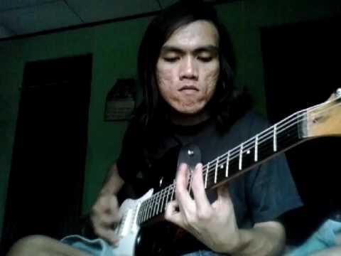 Moses Bandwidth-Bayang Silam (guitar cover)