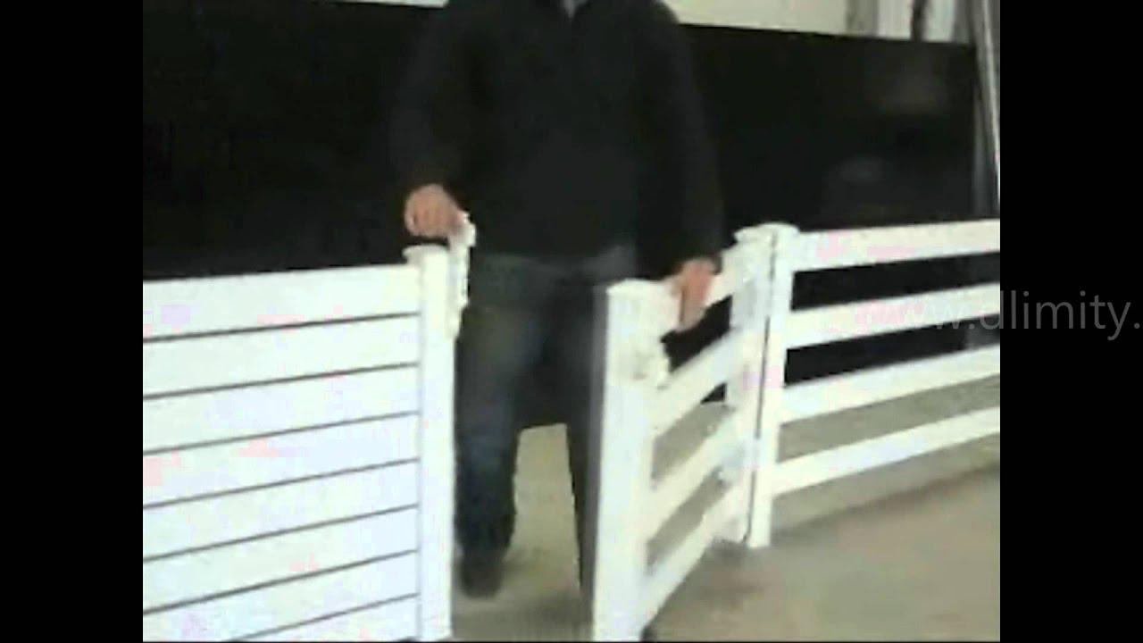 Video de una puerta de valla dlimity para piscinas - Puertas de valla ...