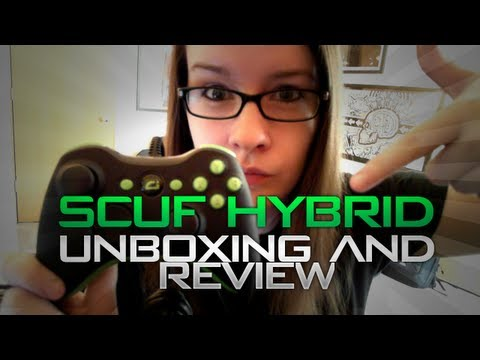 NEW Scuf Hybrid Unboxing Review