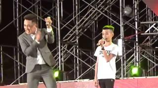 Em phải Quên Anh | Châu Khải Phong bất ngờ trước giọng hát của fan 14 tuổi quá hay tại Đà Nẵng