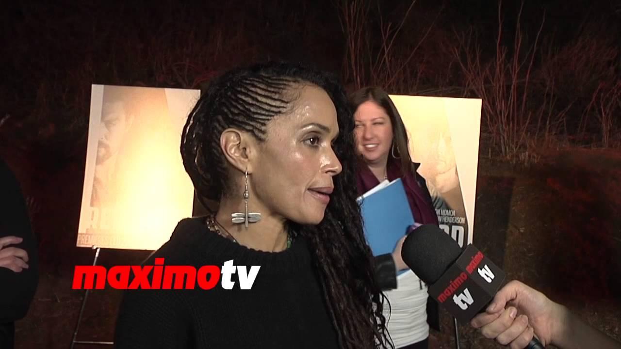Lisa Bonet Interview &...