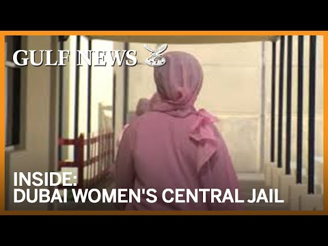 Inside the Dubai Women's Central Jail in Al Aweer