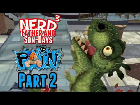 Nerd³'s Father and Son-Days - Pain - Part 2