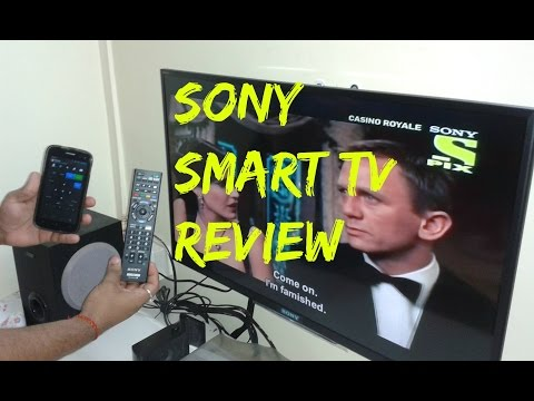 Sony SMART TV Sony BRAVIA KDL-32W700B 32 inches Full HD LED TV Review   Indian Consumer