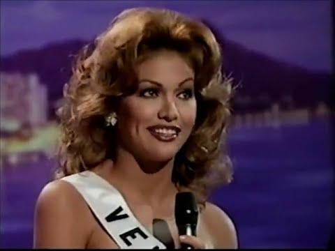MISS UNIVERSO 1998