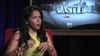Castle - Penny Johnson - The New Captain
