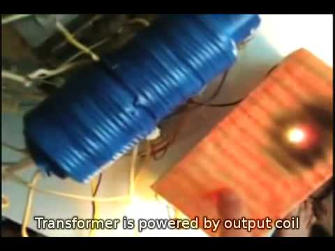 Selfrunning Free Energy Kapanadze Device From SR193 With English Subtitles